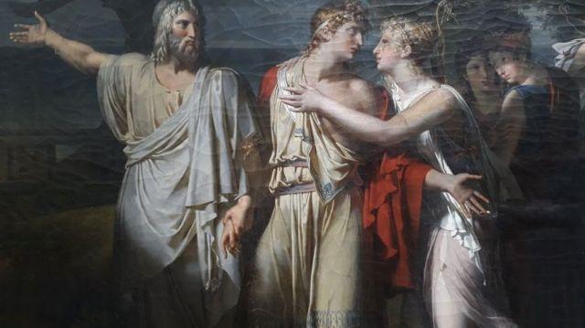 Παγκόσμιο ρεκόρ πώλησης για τον πίνακα «Η αναχώρηση του Τηλέμαχου» | tovima.gr