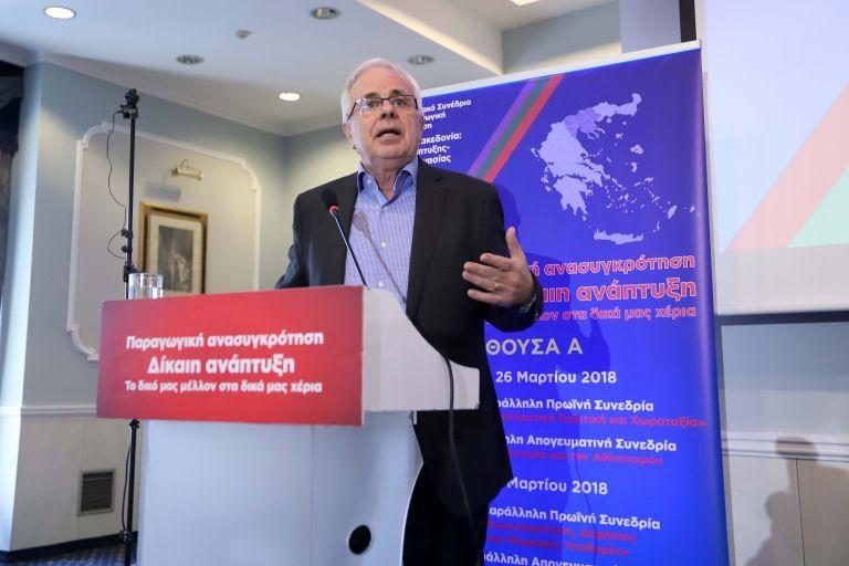 Αποστόλου: Δεν θα συμφωνήσουμε να χάσουμε ούτε ένα ευρώ από τη νέα ΚΑΠ | tovima.gr
