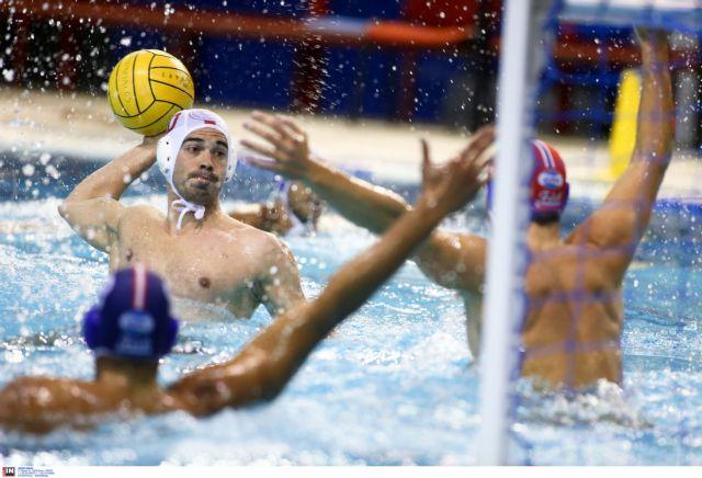 Α1 πόλο ανδρών: Ανετη νίκη του Ολυμπιακού επί του Υδραϊκού | tovima.gr