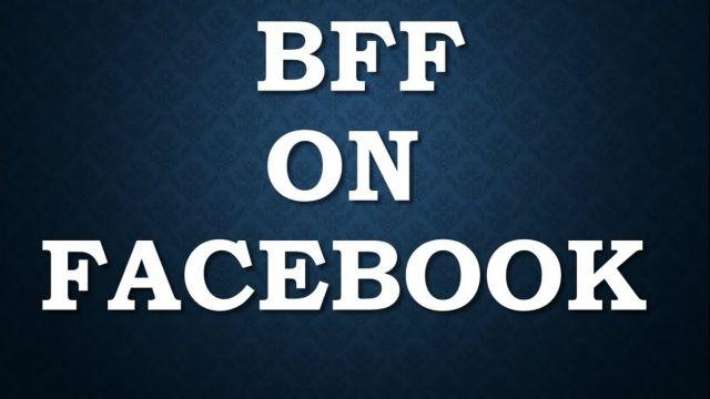 Facebook: Γράφοντας BFF δεν βλέπετε αν είναι ασφαλής ο λογαριασμός σας | tovima.gr