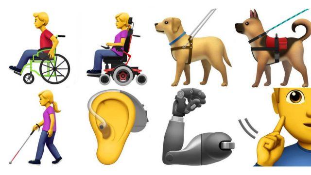 Νέα emoji για άτομα με αναπηρία | tovima.gr
