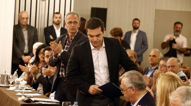 Εθνικά θέματα και οικονομία στο Πολιτικό Συμβούλιο του ΣΥΡΙΖΑ | tovima.gr