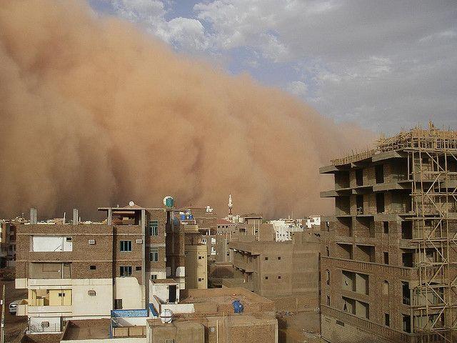 Σουδάν: Αμμοθύελλα πλήττει το Χαρτούμ – έκλεισε το αεροδρόμιο | tovima.gr