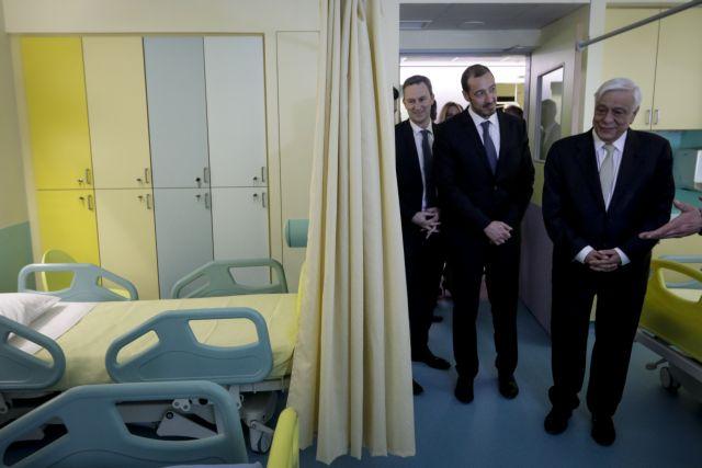 Εγκανιάστηκε η Μονάδα Ημερήσιας Νοσηλείας του Παίδων Αγ. Σοφία   tovima.gr