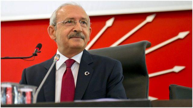 Αγωγή Ερντογάν κατά Κιλιτσντάρογλου για σχόλιο περί Γκιουλέν | tovima.gr