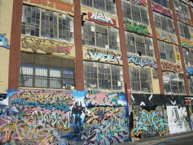 Τα γκράφιτι κοστίζουν στη Νέα Υόρκη 10.000.000 δολάρια ετησίως | tovima.gr