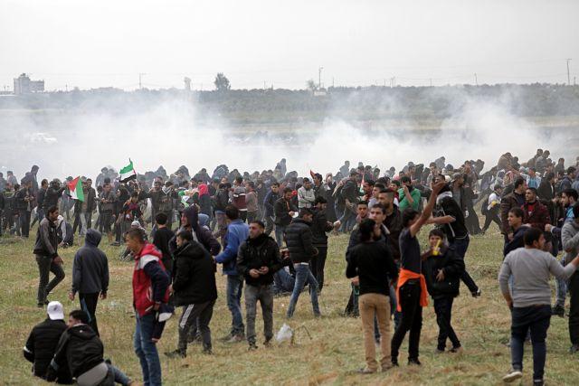 Γάζα: Μακελειό με 15 νεκρούς από ισραηλινά πυρά   tovima.gr