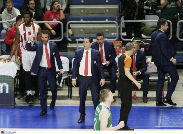 Σφαιρόπουλος: Χάσαμε τη συγκέντρωσή μας στα τελευταία λεπτά   tovima.gr