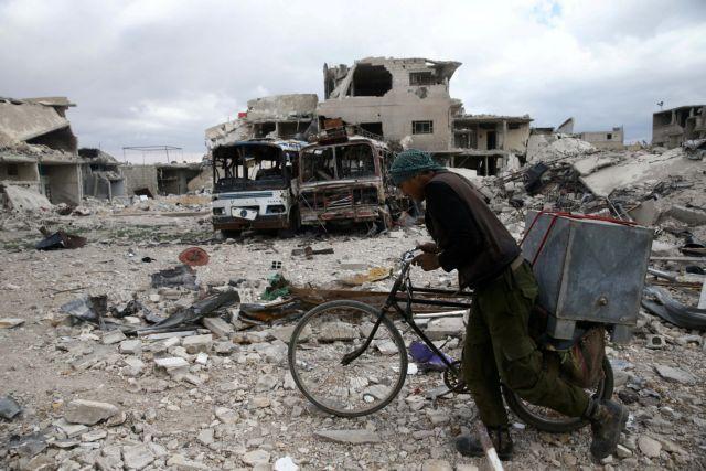 Συρία: Συμφωνία για απομάκρυνση αμάχων από την αν. Γκούτα | tovima.gr