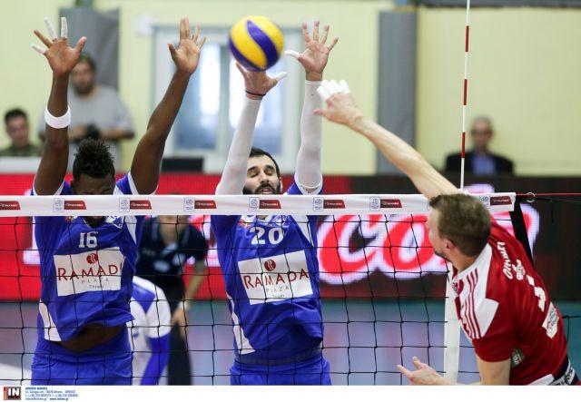 Βόλεϊ: Ο Ολυμπιακός κατέκτησε για πέμπτη φορά το Λιγκ Καπ | tovima.gr