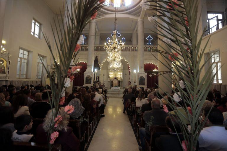 Οι χριστιανοί της Συρίας ξεπερνούν τα σχίσματα και ενώνονται για την ειρήνη   tovima.gr