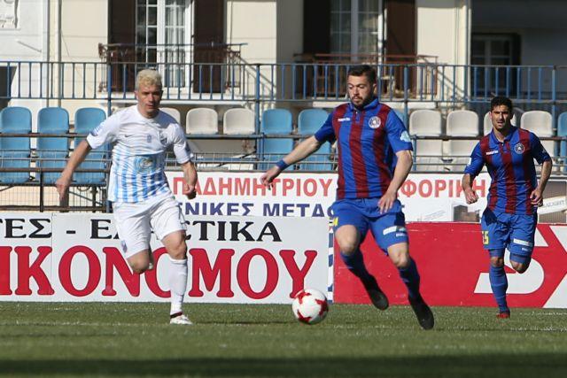 Super League: Κέρκυρα – Λαμία 0 – 0   tovima.gr