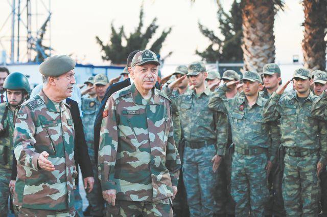 Εργα και ημέρες του νέου τούρκου υπουργού Αμυνας | tovima.gr