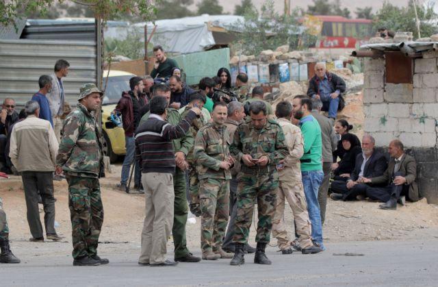 Ο ΟΗΕ ζητεί πρόσβαση στους αμάχους της ανατολικής Γούτα | tovima.gr