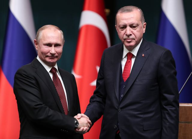 Αμερικανική προειδοποίηση σε Ερντογάν: Μην αγοράσεις τους S – 400 | tovima.gr