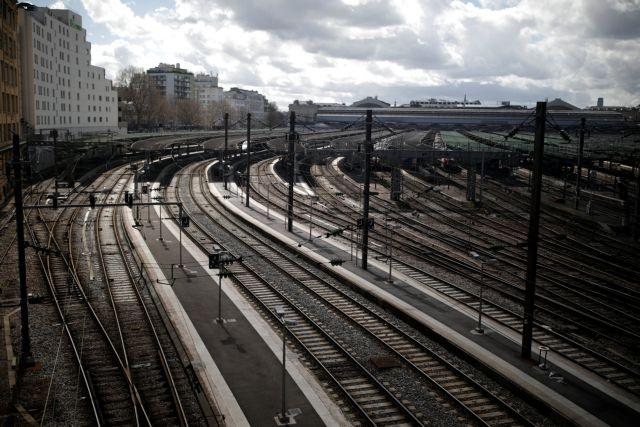 Γαλλία: Επαναλειτουργούν οι σιδηρόδρομοι για διαβουλεύσεις μέχρι το Μεγάλο Σάββατο   tovima.gr