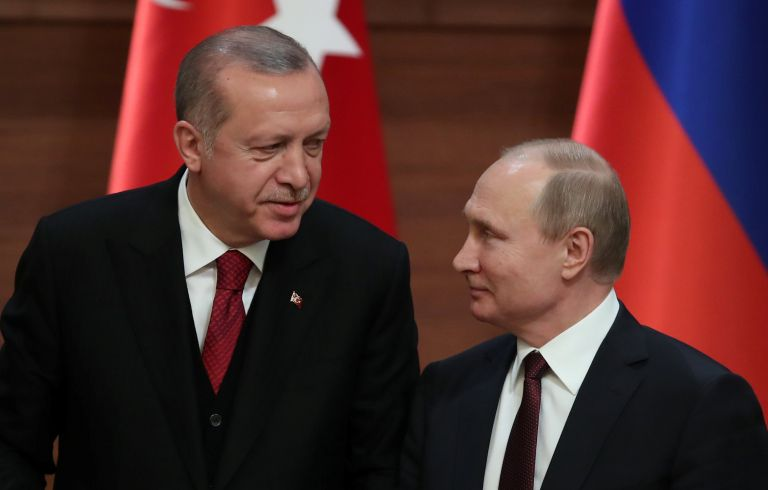 Greek concerns over regional impact of Syria strikes, Turkey's role | tovima.gr