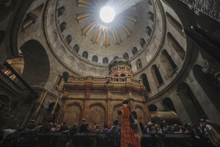 Εκθεση: «Πανάγιος Τάφος: Το μνημείο και το έργο» | tovima.gr