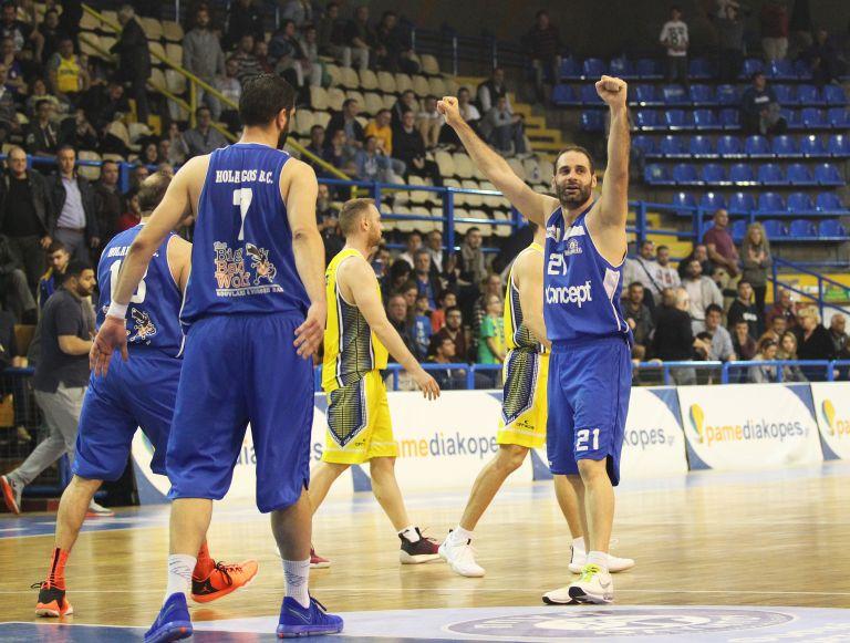 Α2 – μπάσκετ: Ο Χολαργός σταμάτησε το σερί του Περιστερίου   tovima.gr