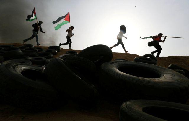 Ισραηλινή ΜΚΟ σε στρατιώτες: Μην πυροβολείτε άοπλους Παλαιστίνιους   tovima.gr