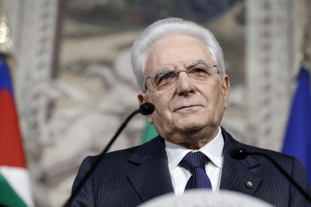 Ιταλία: Νέος γύρος διαβουλεύσεων του προέδρου της Δημοκρατίας με τα κόμματα | tovima.gr