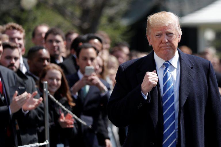 Τραμπ: Νέα επίθεση κατά Amazon και Washington Post | tovima.gr