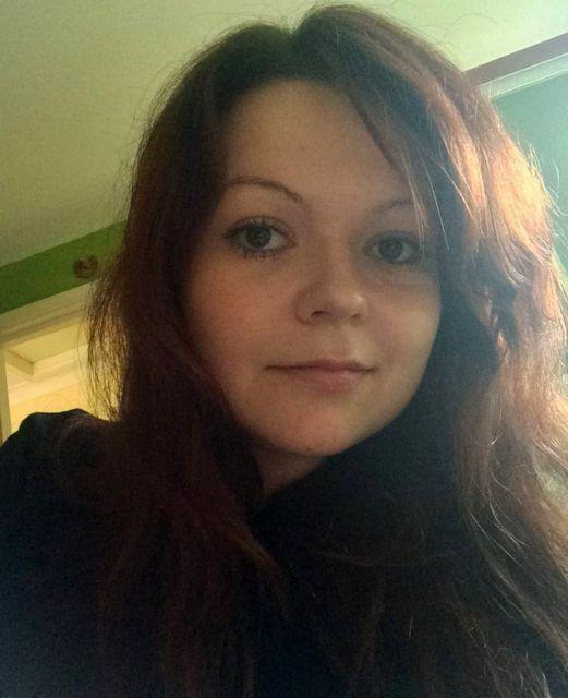 Υπόθεση Σκριπάλ: Αρνείται ρωσική βοήθεια η κόρη του διπλού πράκτορα | tovima.gr