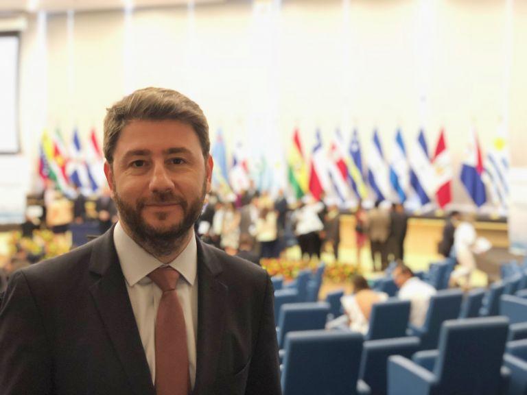 Ανδρουλάκης: Σε αμετάκλητη παρακμή η κυβέρνηση | tovima.gr