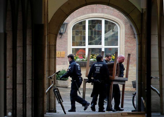 Επίθεση στη Γερμανία: Ο δράστης ήθελε να αυτοκτονήσει | tovima.gr