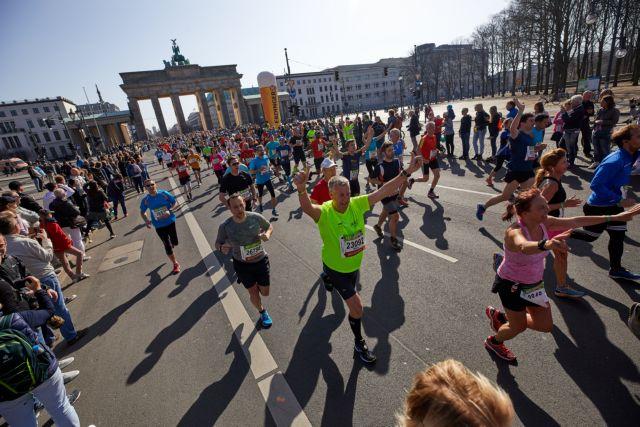 Απέτρεψαν επίθεση στον ημιμαραθώνιο του Βερολίνου | tovima.gr