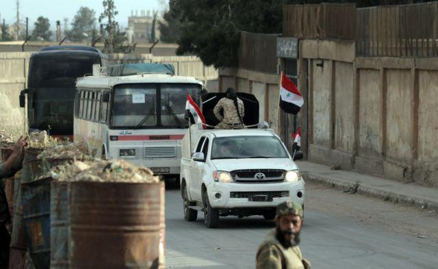 ΗΠΑ: Κατηγορούν τη Δαμασκό για χρήση σαρίν και χλωρίου | tovima.gr