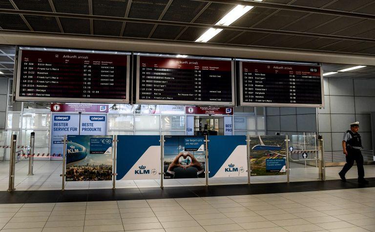 «Παρέλυσαν» τα αεροδρόμια σε Γερμανία – Γαλλία | tovima.gr