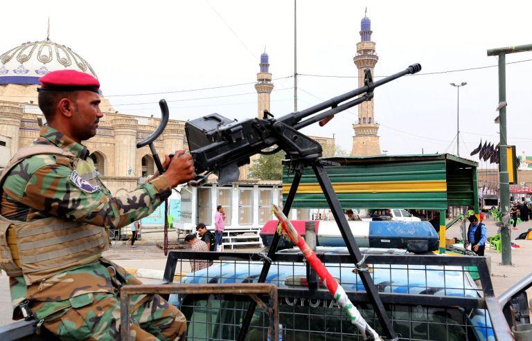 Ιράκ: Μακελειό με 16 νεκρούς σε επίθεση σε νεκροταφείο | tovima.gr