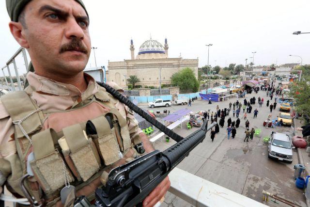 Ιράκ: Στους 25 οι νεκροί από βομβιστική επίθεση σε κηδεία   tovima.gr