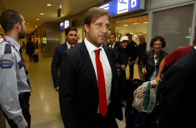 Στην Αθήνα ο νέος προπονητής του Ολυμπιακού Πέδρο Μάρτινς | tovima.gr