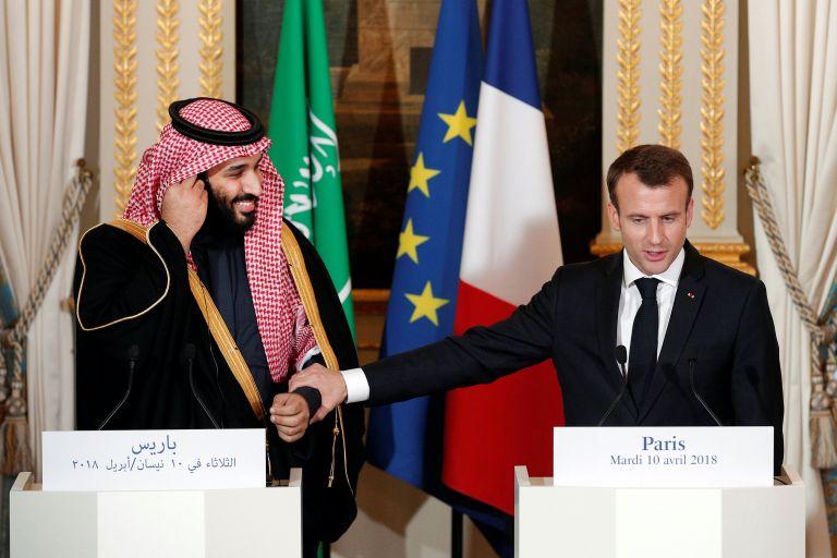 Συμφωνίες άνω των 18 δισ. δολ. υπέγραψαν Παρίσι και Ριάντ | tovima.gr