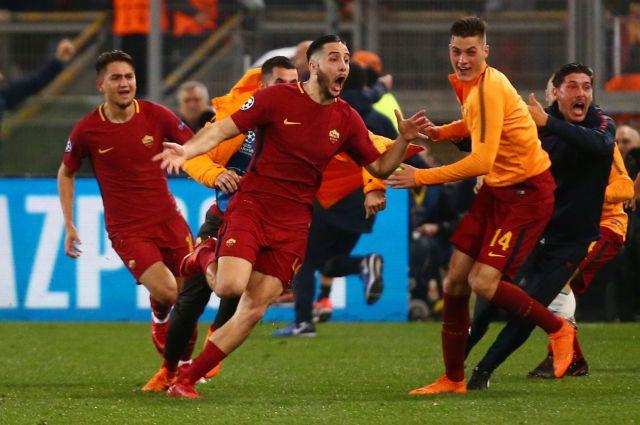 Champions League: Μάντσεστερ Σίτι – Λίβερπουλ 1- 2 , Ρόμα – Μπαρτσελόνα 3 – 0 | tovima.gr