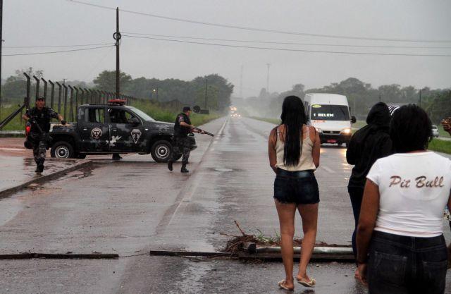 Βραζιλία: 21 νεκροί μετά από ανταλλαγή πυρών σε φυλακή | tovima.gr