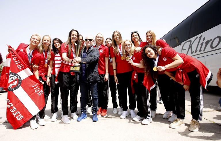 Βόλεϊ – γυναικών: Στην Αθήνα οι θριαμβεύτριες του Ολυμπιακού | tovima.gr