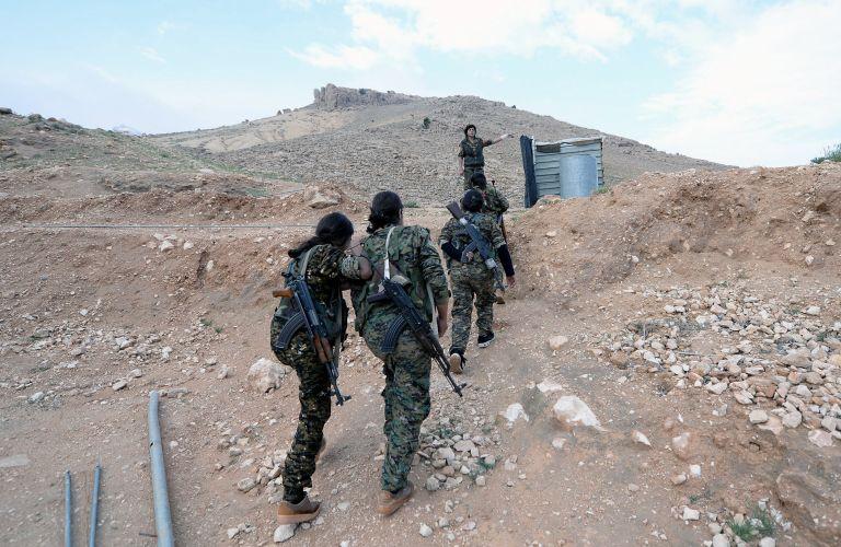 Συρία: Φονικές μάχες ανάμεσα σε καθεστώς και αραβοκουρδικό συνασπισμό   tovima.gr