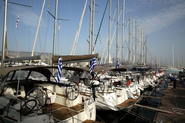 Συνεχίζεται η γιορτή του γιωτιγκ στη μαρίνα Αλίμου | tovima.gr