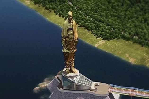 Αγαλμα της Ενότητας: Τo ψηλότερο άγαλμα του κόσμου! | tovima.gr