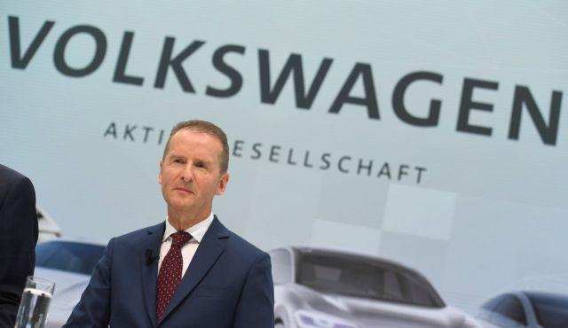 Αλλαγή σκυτάλης στην Volkswagen | tovima.gr