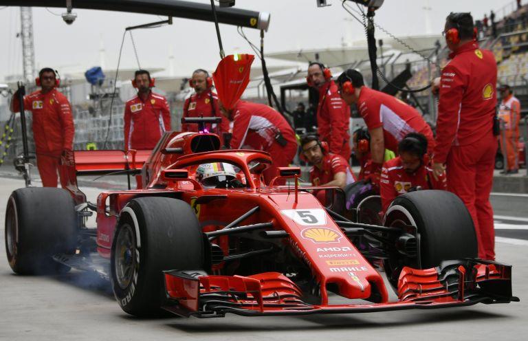 Formula 1: Ένας αισθητήρας ήταν η αιτία του ατυχήματος της Ferrari   tovima.gr