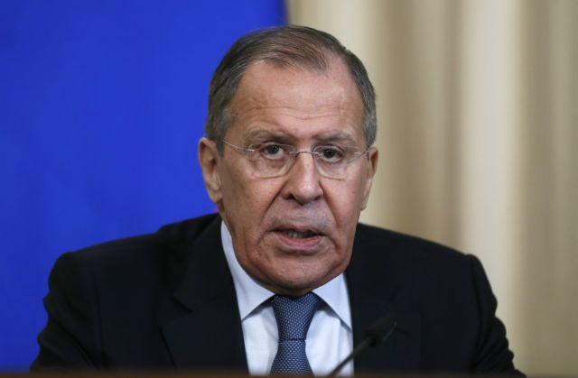 Λαβρόφ: Εκβιαστικές οι απειλές των ΗΠΑ για κυρώσεις στην Αγκυρα | tovima.gr