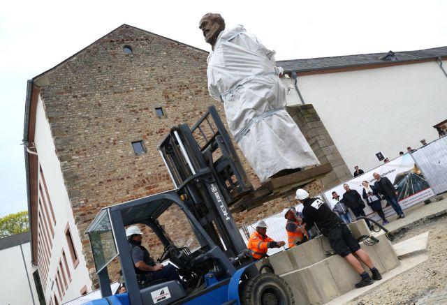 Καρλ Μαρξ: Ο… νονός του προλεταριάτου «επέστρεψε» | tovima.gr