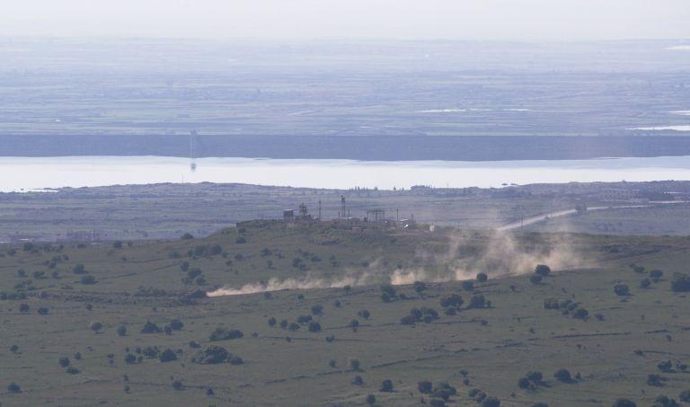 Ισραήλ: Δικαιολογημένα τα πλήγματα της Δύσης κατά της Συρίας | tovima.gr