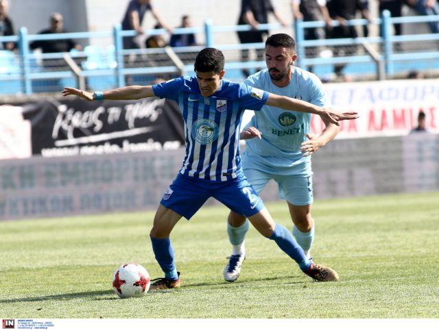 Super League: Λαμία – Απόλλων Σμύρνης 0 – 0 | tovima.gr