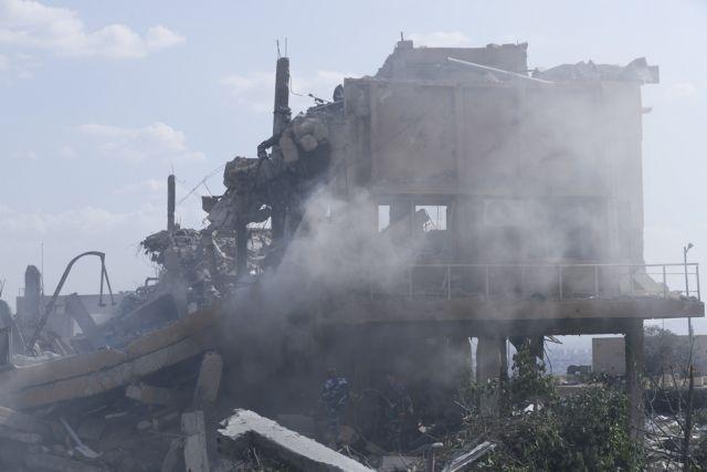 Fake βίντεο για τις επιθέσεις εναντίον της Συρίας   tovima.gr