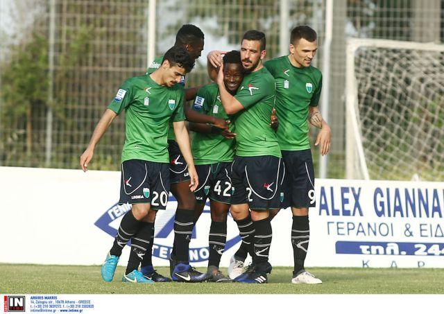 Super League: Λεβαδειακός – Αστέρας Τρίπολης 1 – 0   tovima.gr